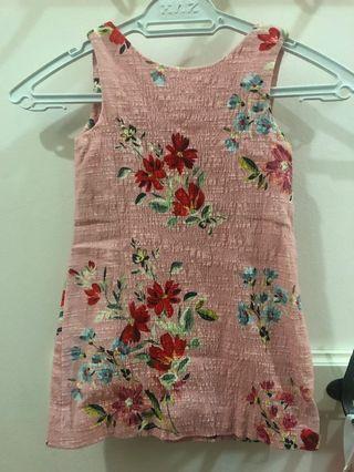 Kid's Dress 4Y