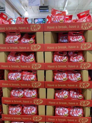 KitKat mini choco 家庭號 Costco 代購