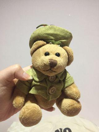 Gantungan Teddy Bear