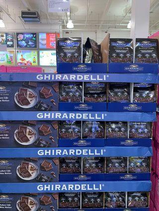 Ghirardelli 黑巧克力綜合包 好市多代購