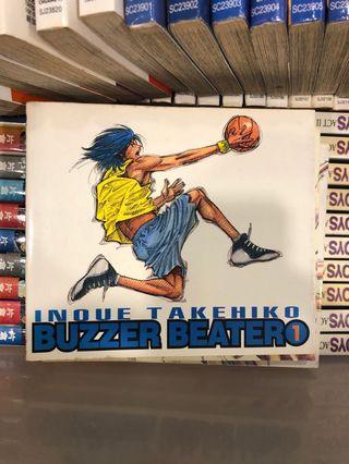 Buzzer Beater comic 1-4 (end)