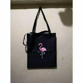 Totebag flaminggo