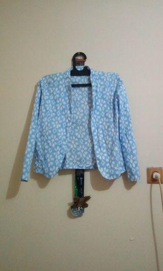 Blue Batik Amaya Outer