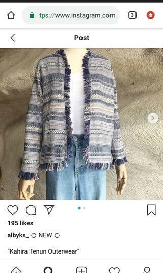 Albyks Kahira Tenun Outerwear