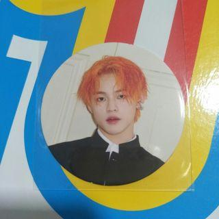 CHENLE WE BOOM NCT DREAM CIRCLE CARD