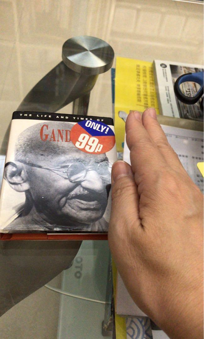 甘地,馬丁路德金迷你書