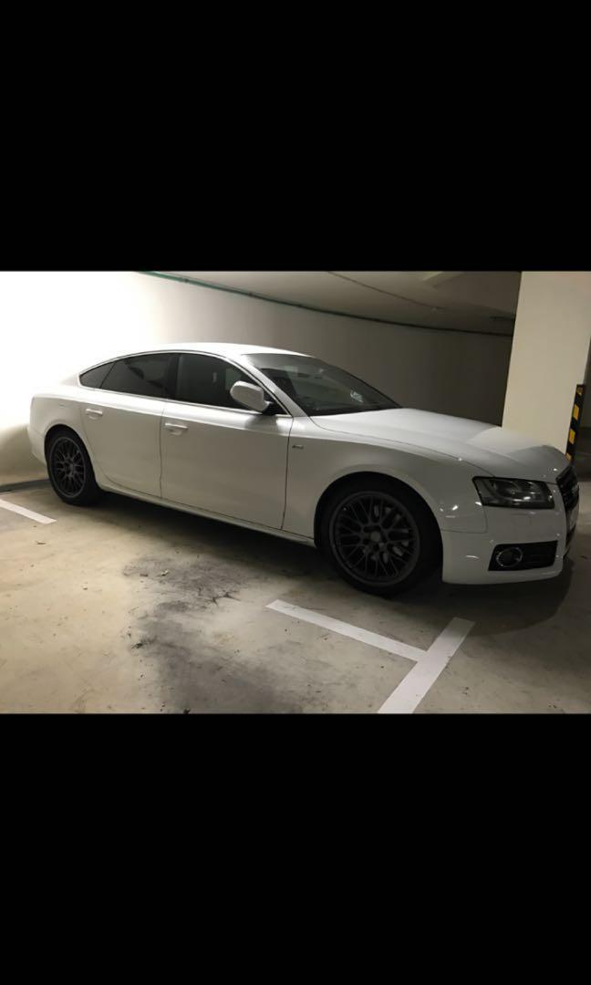 Audi A5 Sportback 3.2 FSI quattro S tronic 5-Dr Auto