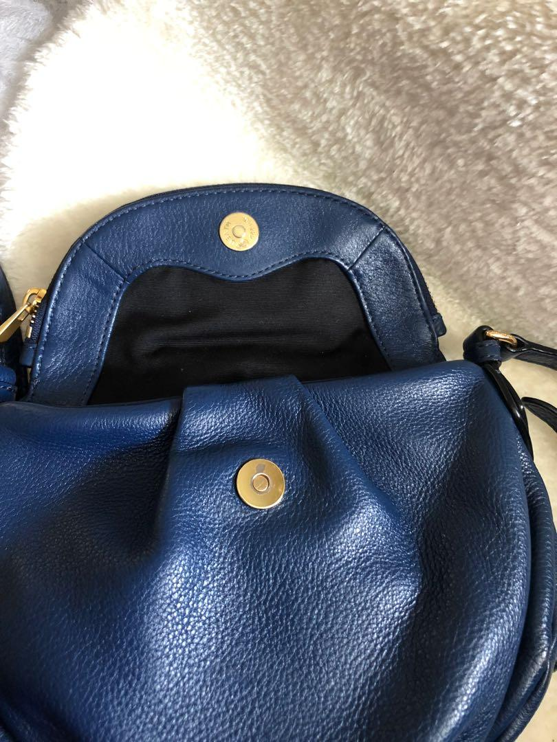 AUTHENTIC MARC JACOBS MINI NATASHA CROSSBODY PURSE