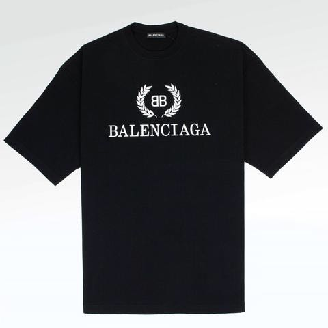 Balenciaga BB Tee, Men's Fashion