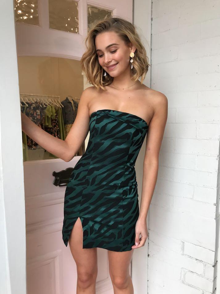 Bec & Bridge Discotheque Mini Dress BNWT