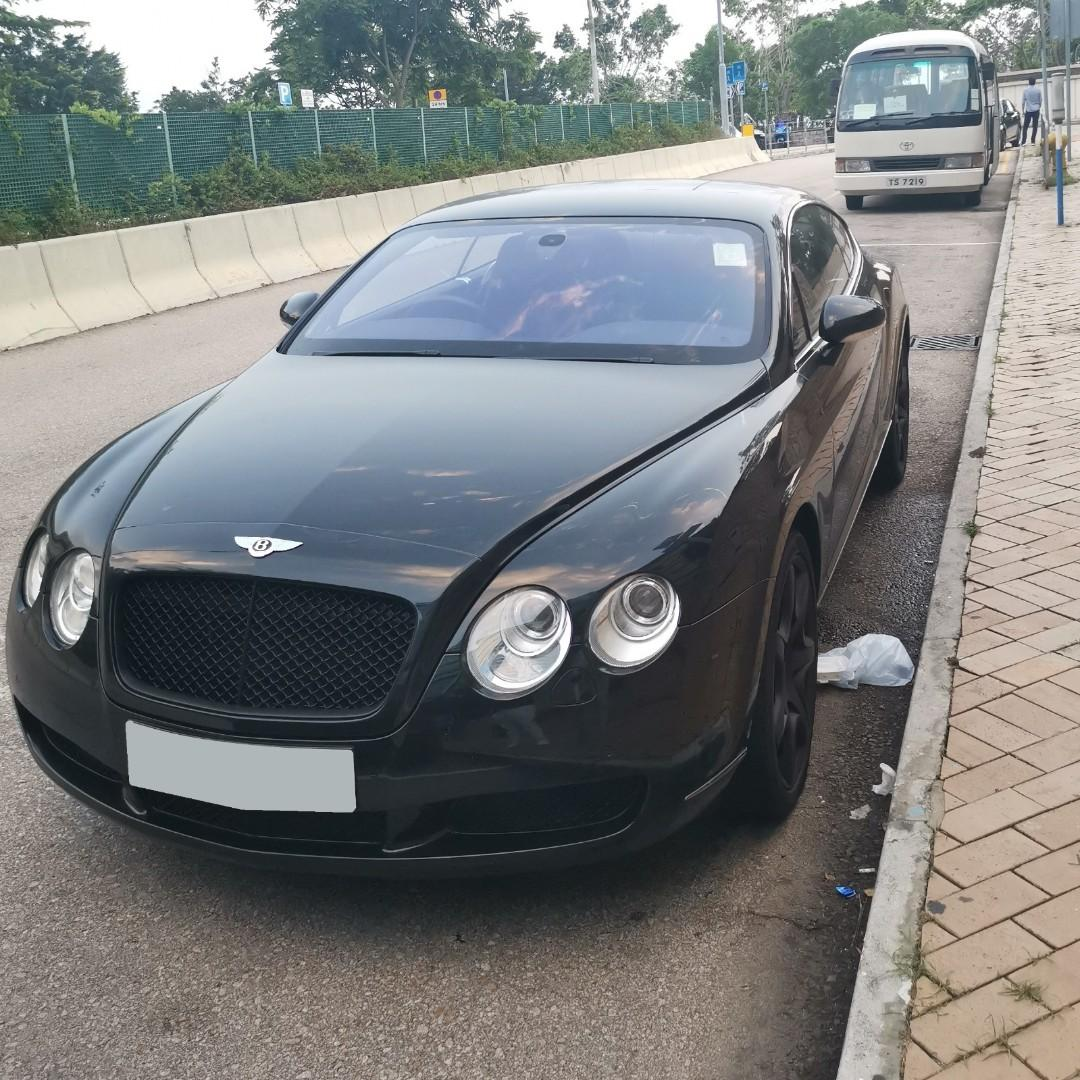 2006 Bentley Continental GT (2289)