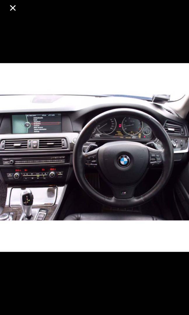 BMW 523 F10 Highline