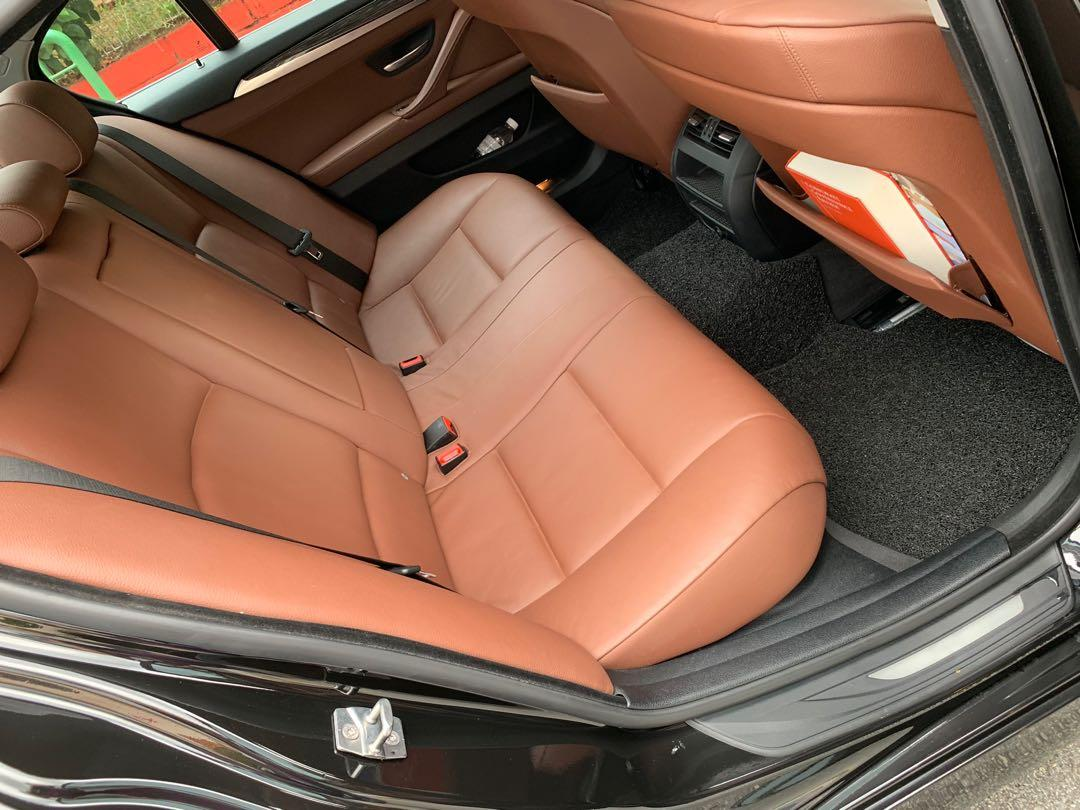 BMW 523 for lease