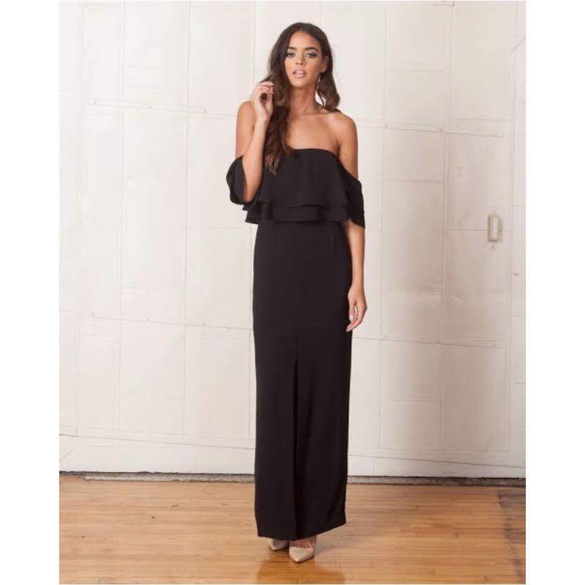BRAND NEW Keepsake the Label 'Two Fold Maxi Dress'