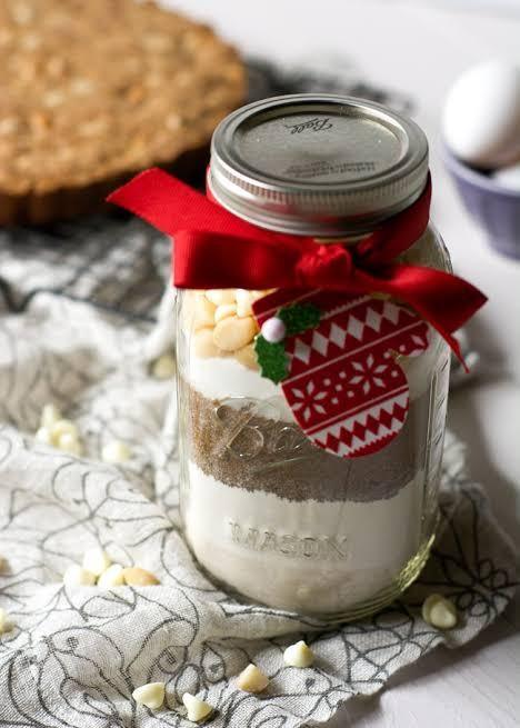 Cake Jar Mix - Personalised Souvenir