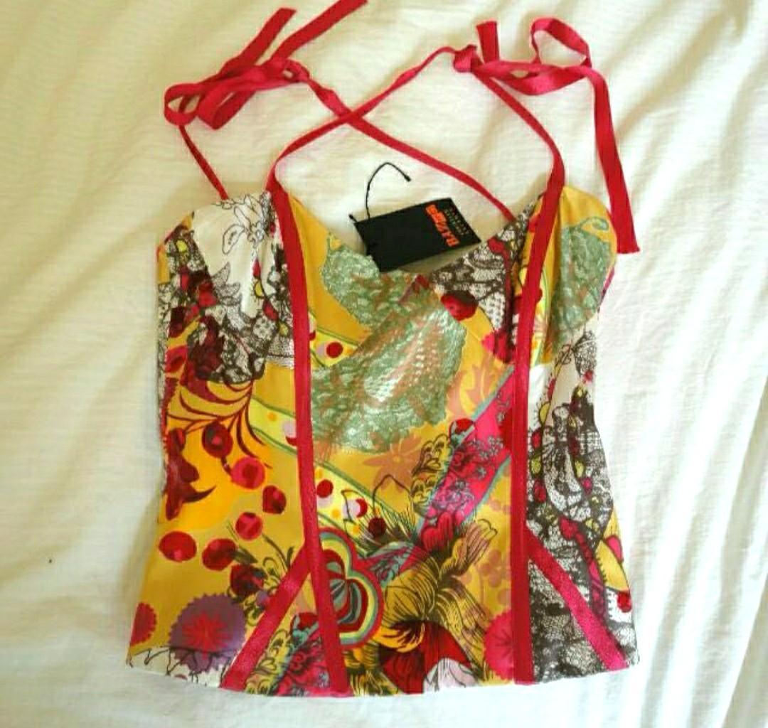 Christian Lacroix Bustier Dress