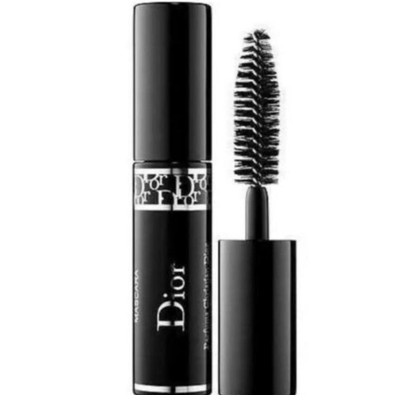 DIORSHOW Mascara x 3. Deluxe Travel Size. 4ml each. New.