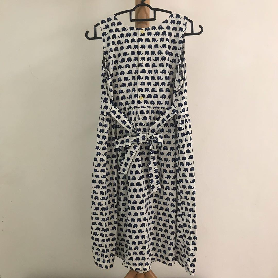 BNWT Girls Size 4 Pretty Purple//White Polka Dot Layered Ruffle Summer Dress