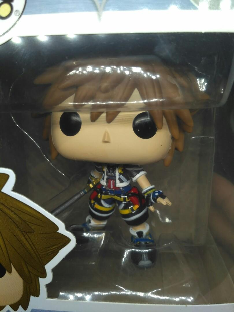 Funko Pop - Sora Kingdom Hearts