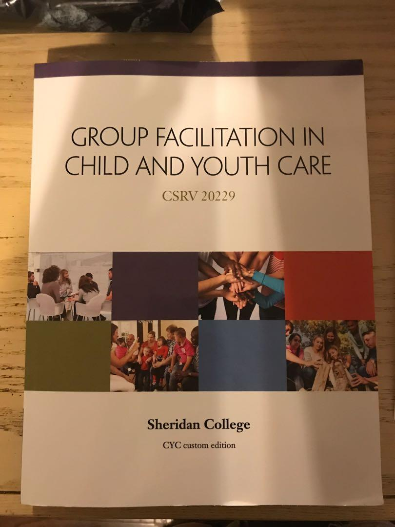 Group facilitation in child and youth care textbook