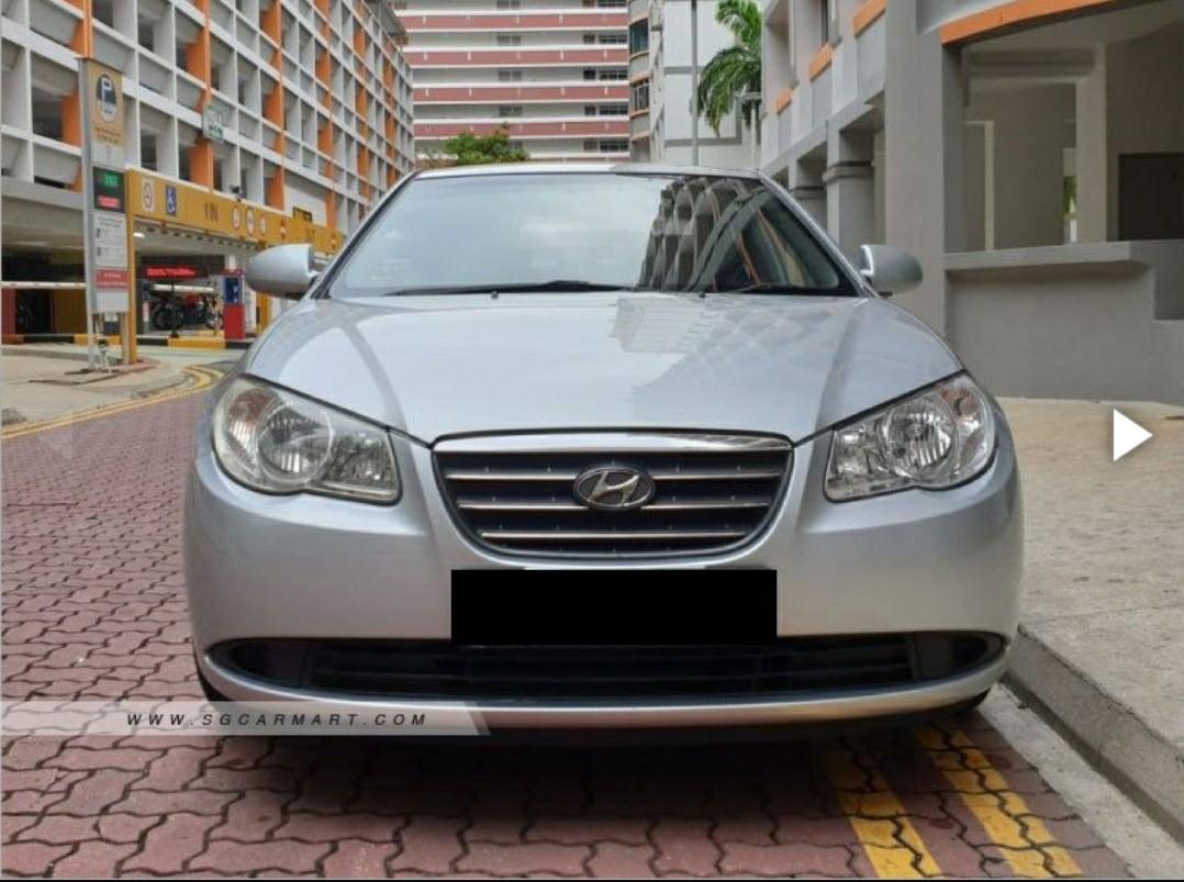 Hyundai Avante 1.6 GLS S Auto