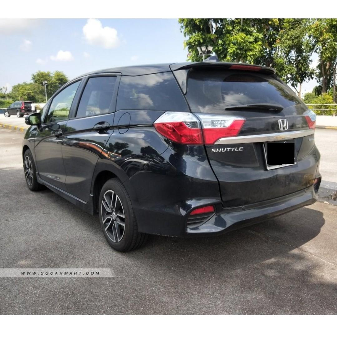Honda Fit. Fleet Rental, Lease, Sales. GoJek Ready