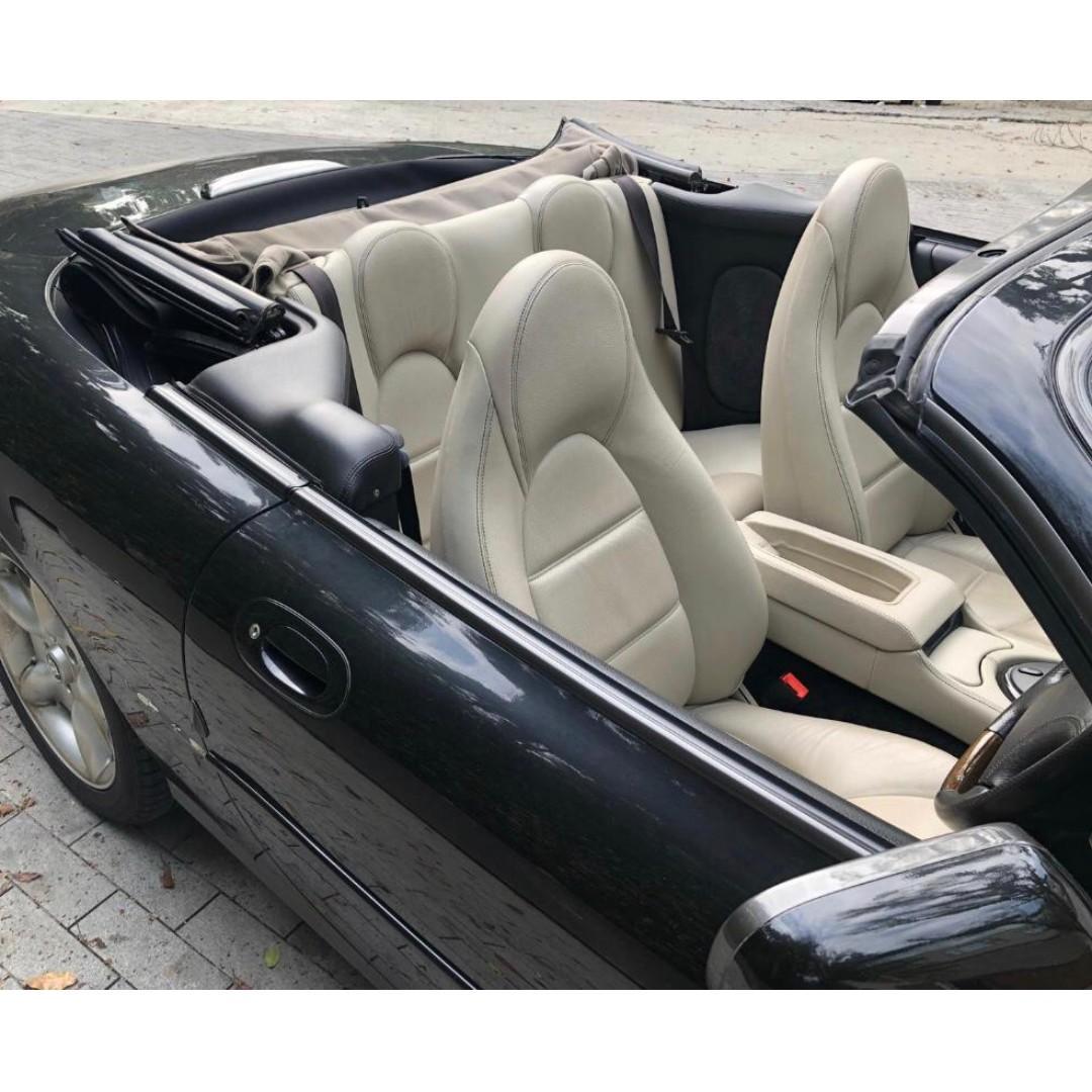 1996 Jaguar XK8 Convertible (2291)