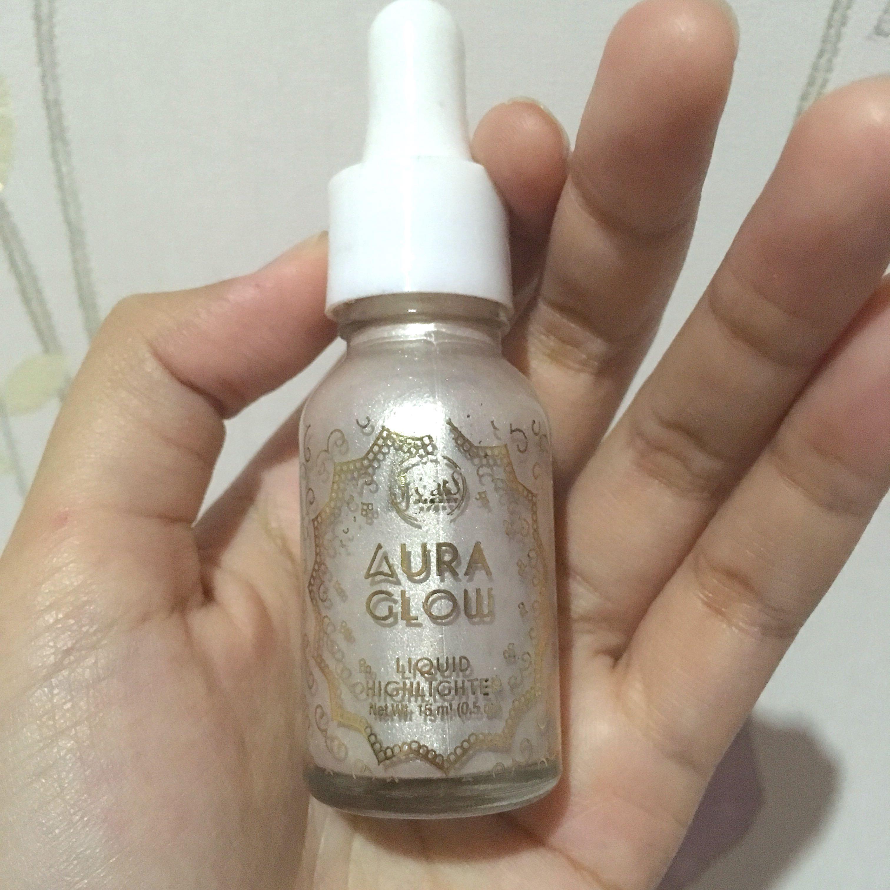 jcat aura glow liquid highlighter j.cat