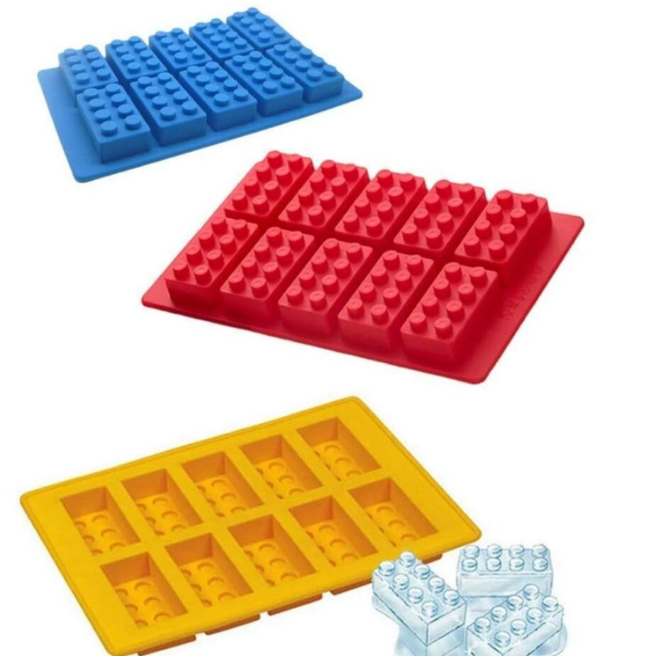 Lego silicon mold