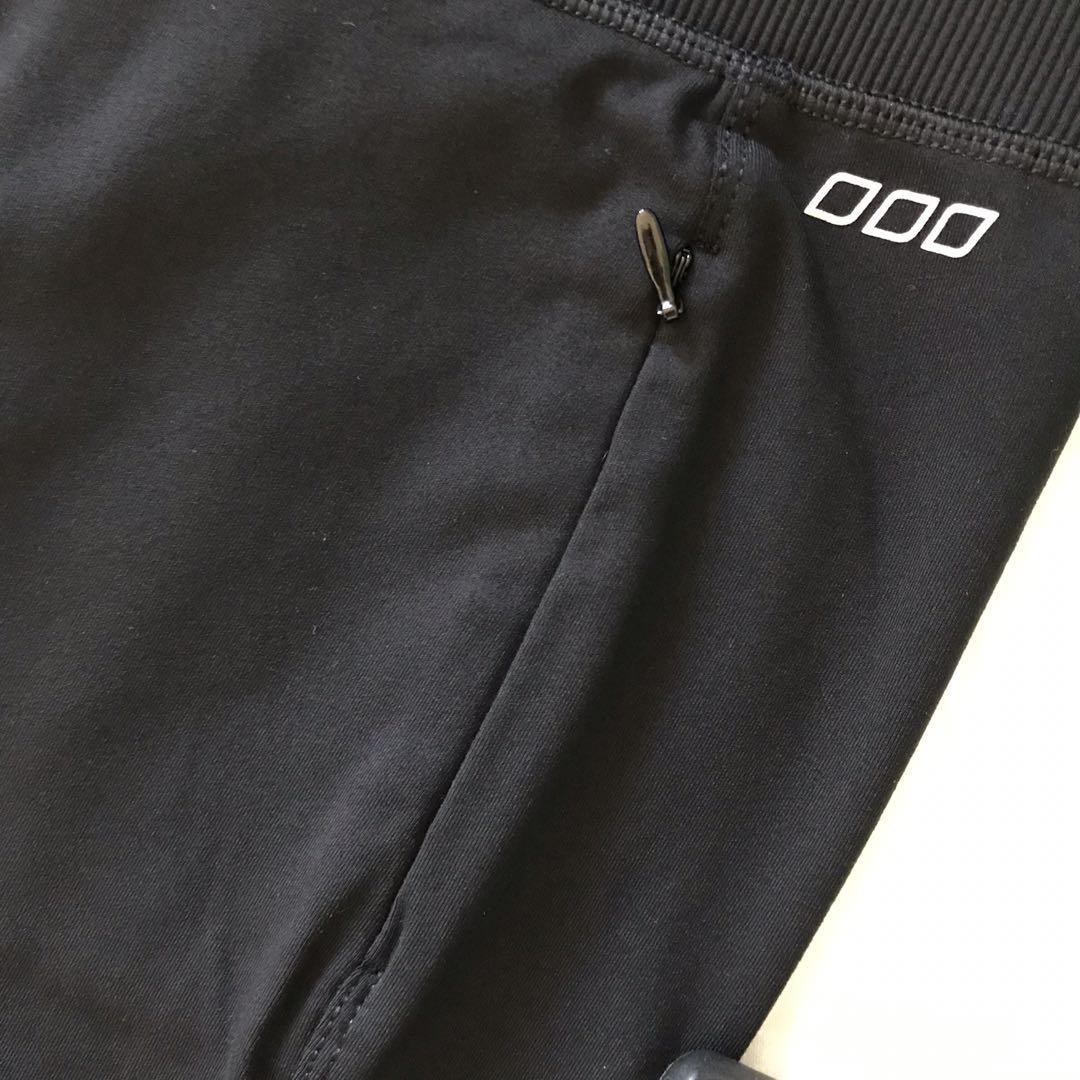 Long Lorna Jane pants size S - Brand New - 2 zip pockets