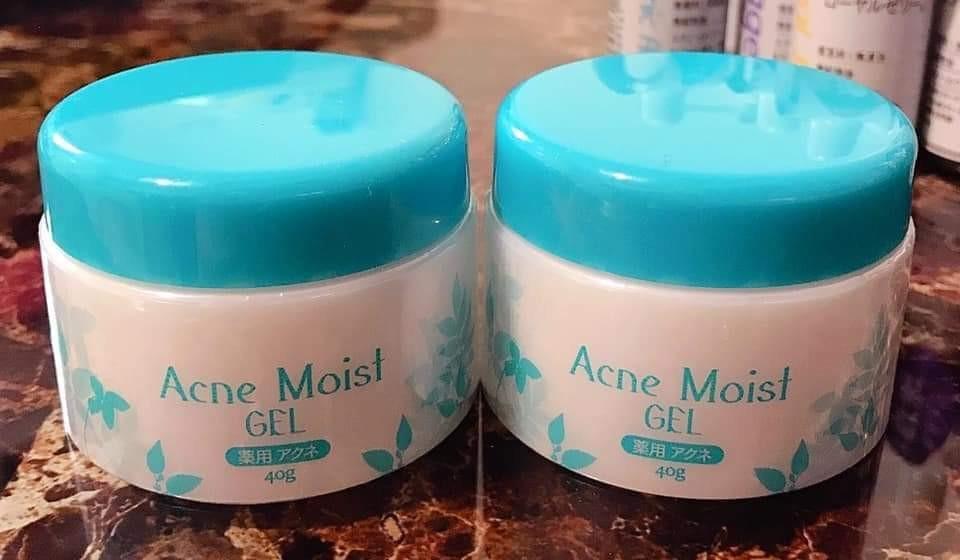 Medicated Acne Moist Gel Health Beauty Skin Bath Body On