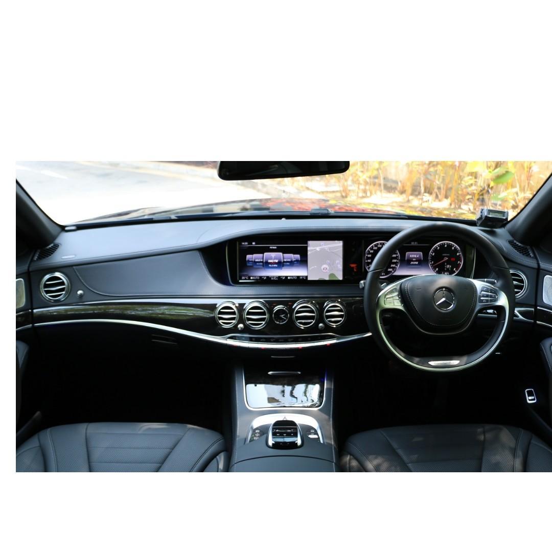 Mercedes-Benz S320 Auto