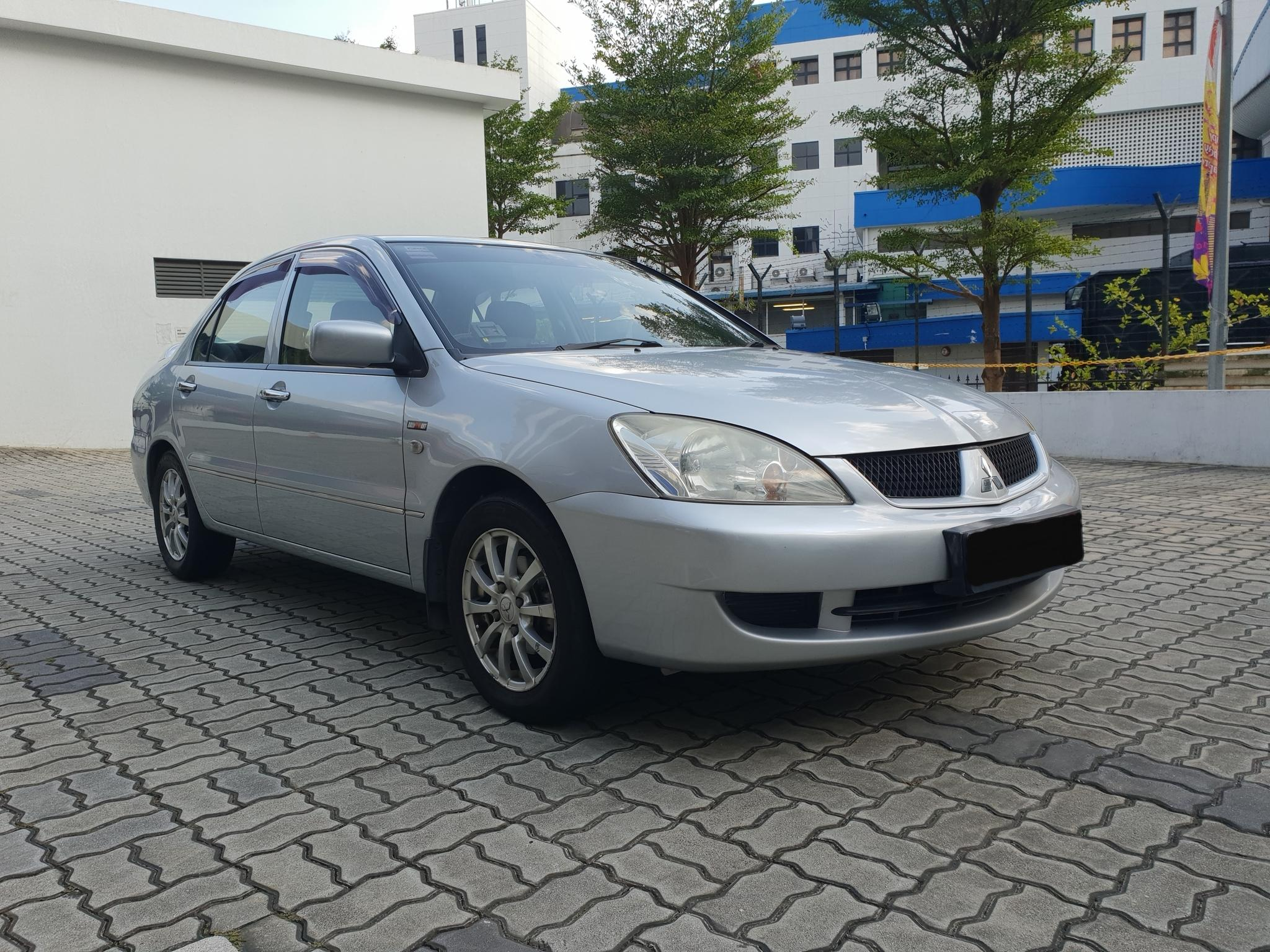 Mitsubishi Lancer RENTING OUT PROMOTION RENT FOR Grab/Ryde/PersonalN