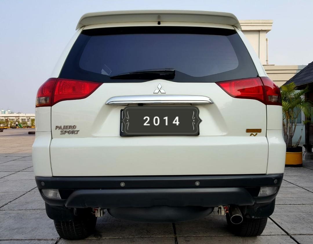 Mitsubishi Pajero Sport DAKAR 4x2 diesel 2.5 AT 2014