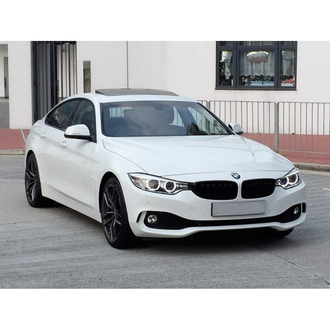 BMW   420iA 428iA GRAN COUPE F36   2015