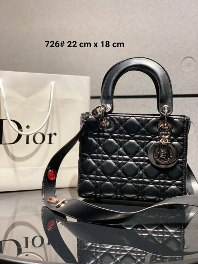 Ready Stock💥 Dior Bag Super A Quality  Including Box Pos: WM RM10 , EM RM20