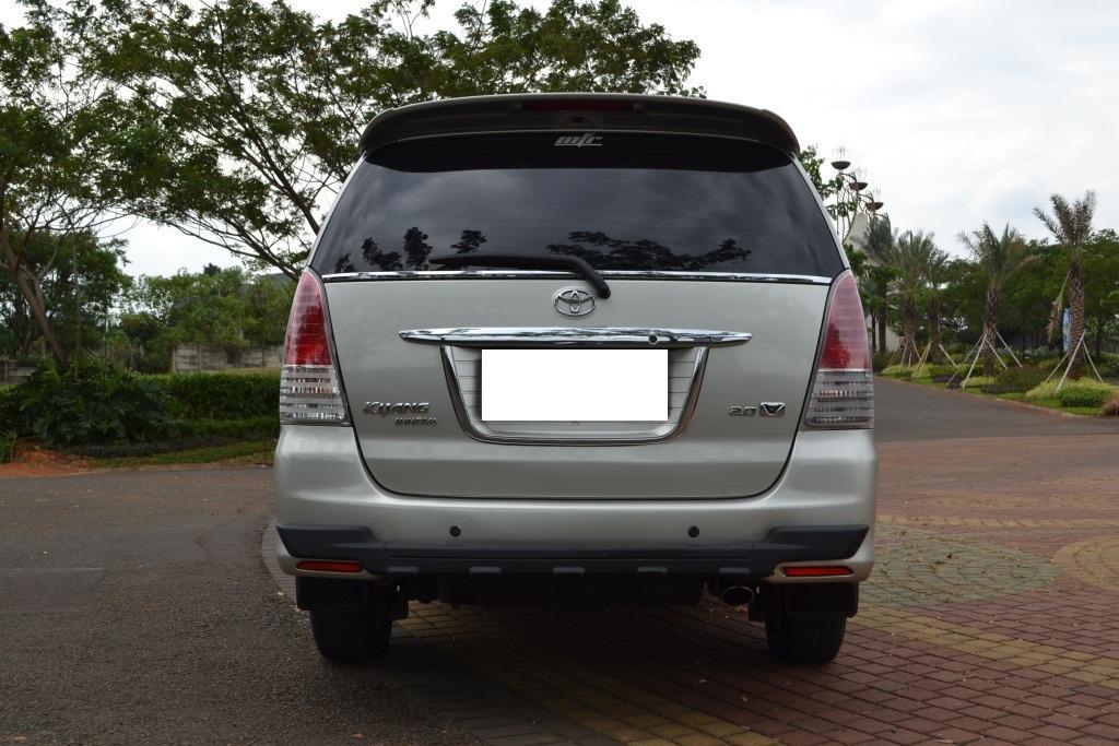 Toyota Innova 2.0 V AT Luxury 2010 Istimewa Sekali Tdp 5 Jt