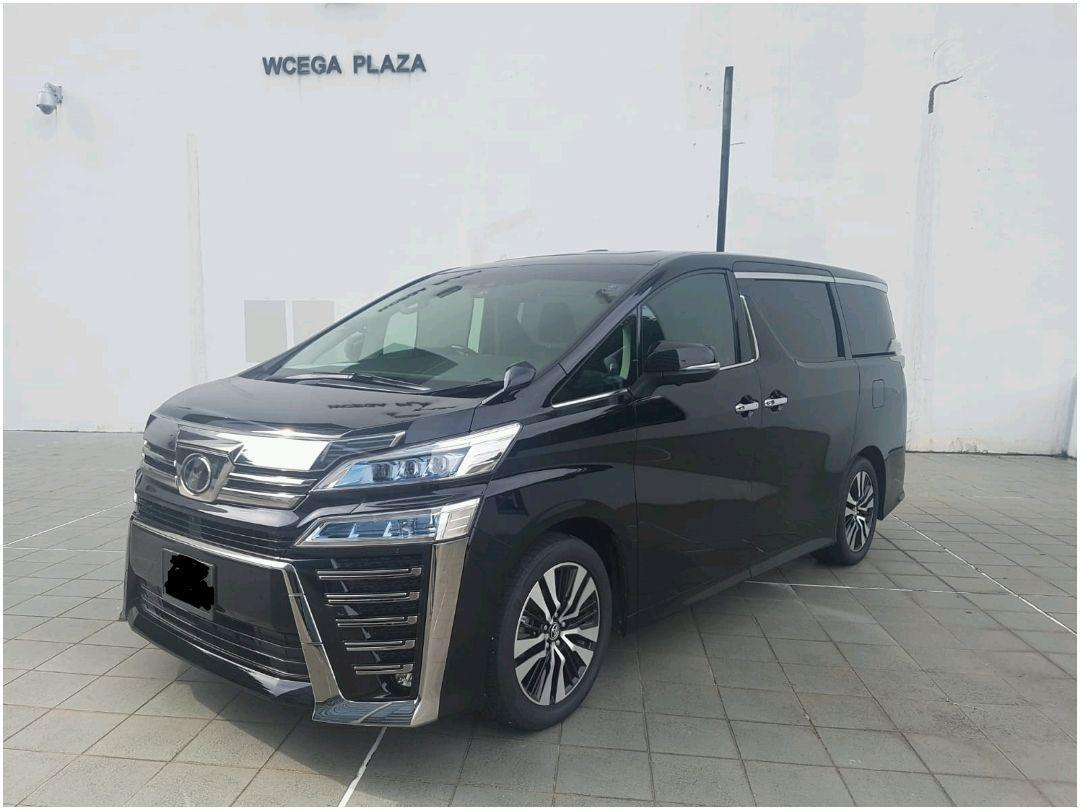 Toyota Vellfire 2.5 Auto Z G-Edition 7-Seater