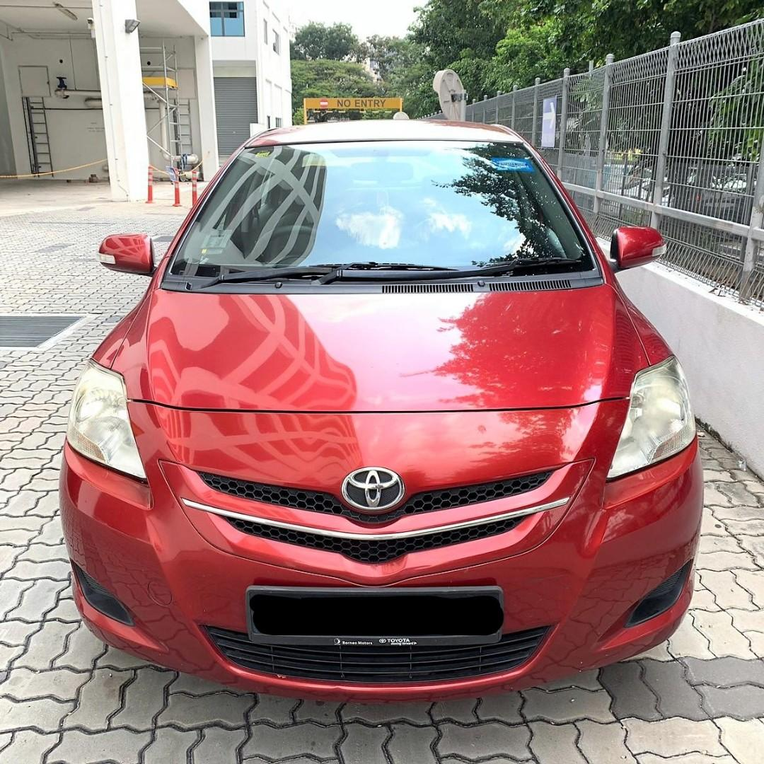 Toyota Vios For PHV Go Jek Grab PHV/Personal Use Cheap car rental