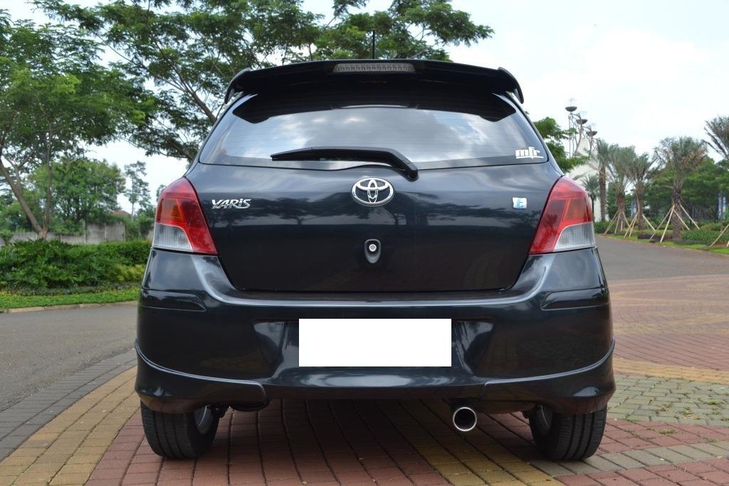 Toyota Yaris E Matic 2010 Siap Pakai Istimewa (TDP 5JT)