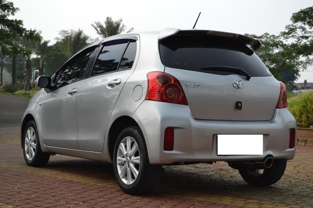 Toyota Yaris J Matic New Model 2012 Istimewa Tdp 5 Juta