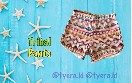 Tribal pants