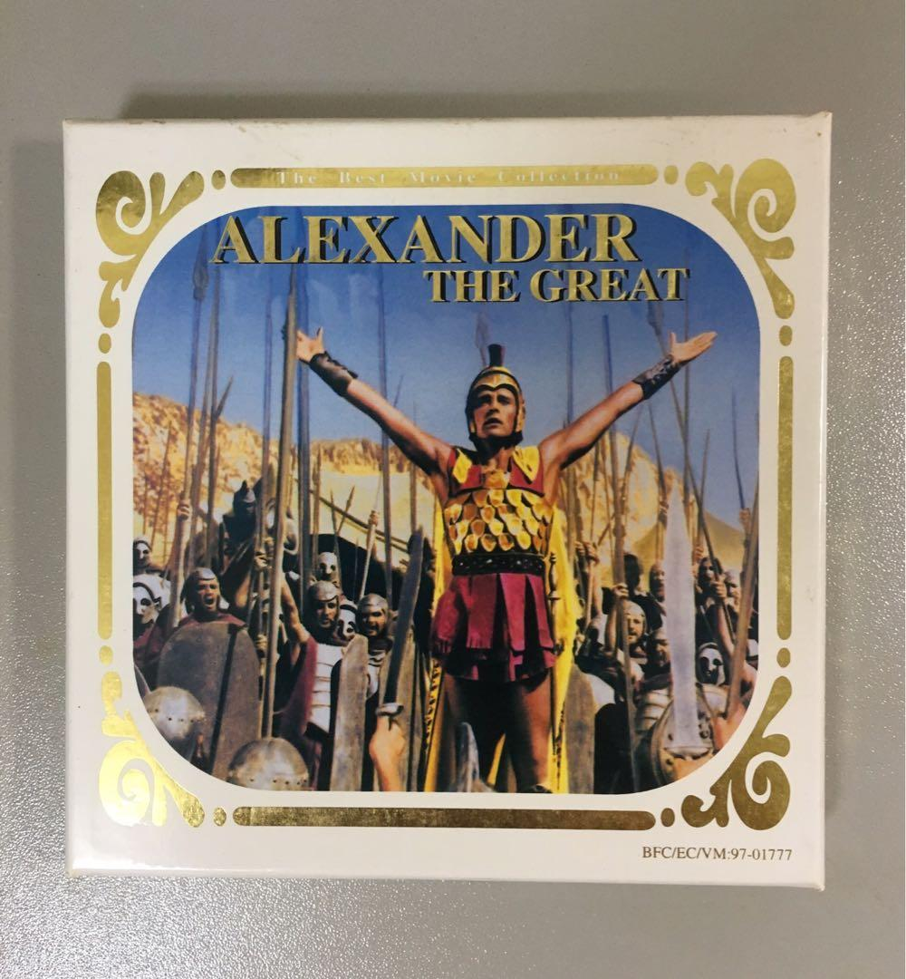 VCD Alexander The Great