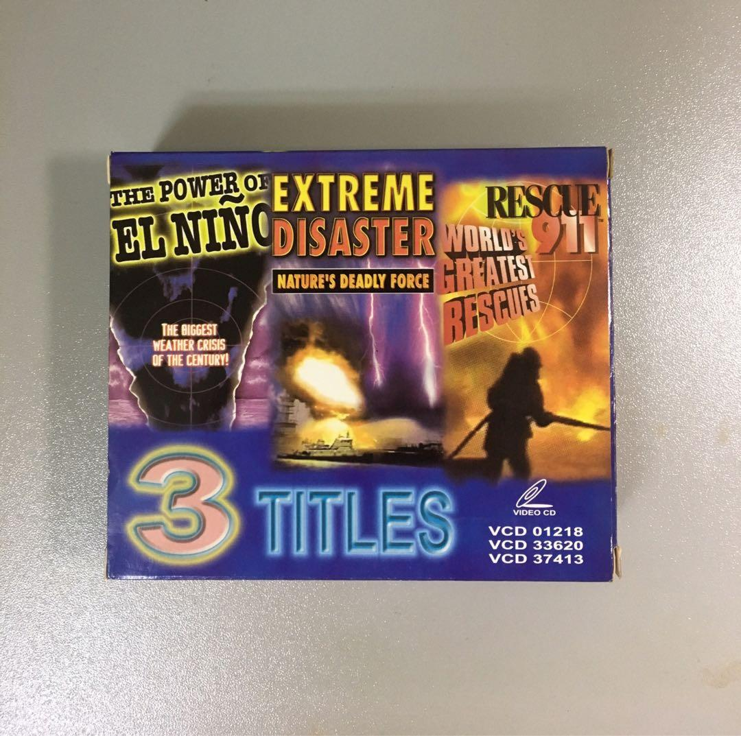 VCD Extreme Disaster