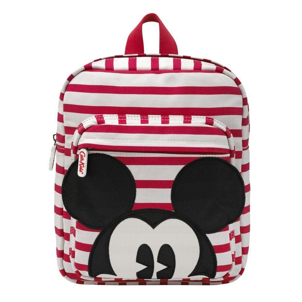 VERY RARE Cath Kidston Limited Edition Mickey and Friends Medium Mickey Backpack