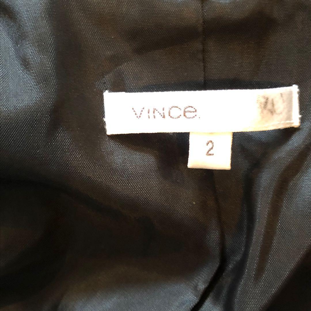 Vince. Velvet Silk-Blend Riding Jacket Blazer Size 2