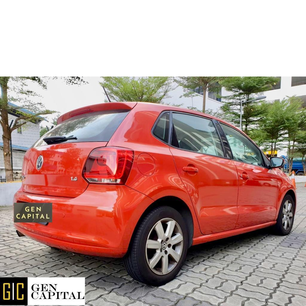 Volkswagen Polo 1.4A @ Best rates, full servicing provided!
