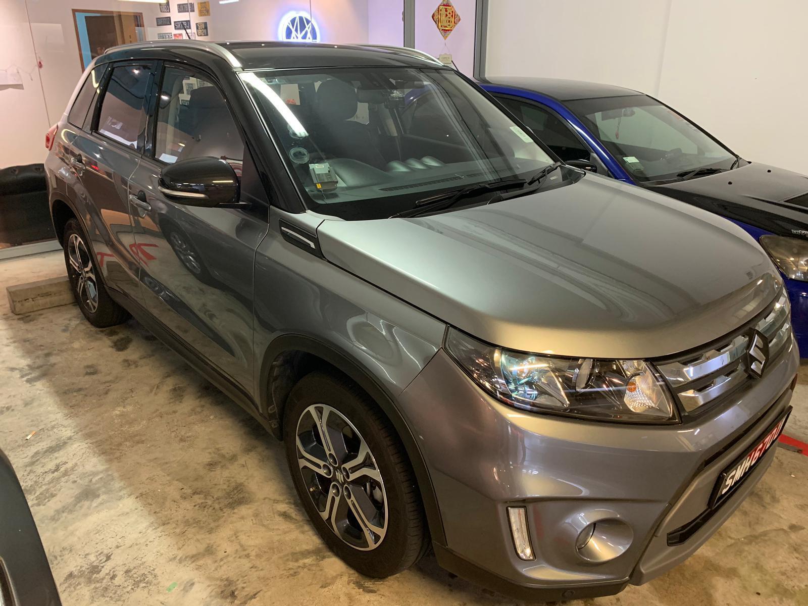 Weekend car rental promo - 98000933
