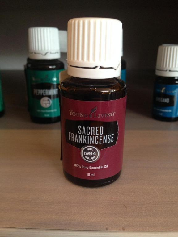 Young Living Sacred Frankincense 15ml