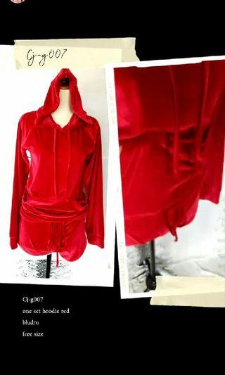 Red Jacket one set